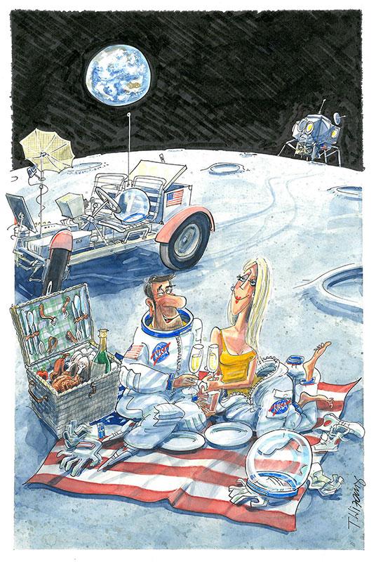 Lunar-Picknick